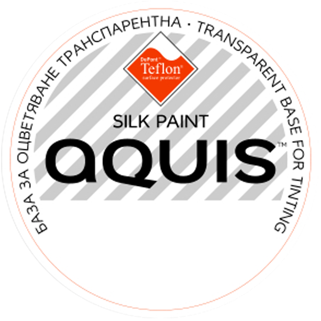 Transparent paint for tinting
