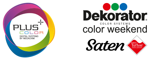 Dekorator Color Weekend Satin Teflon